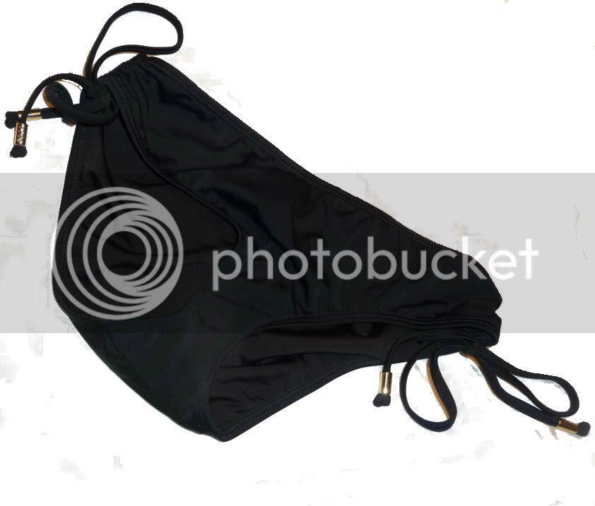 Adjustable Scoop bikini bottom