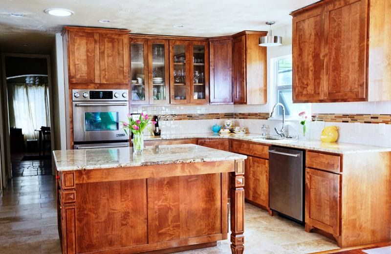 20 Kitchen Cabinet Design Ideas