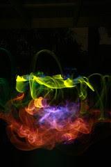 Christmas Glowstick Fun #3