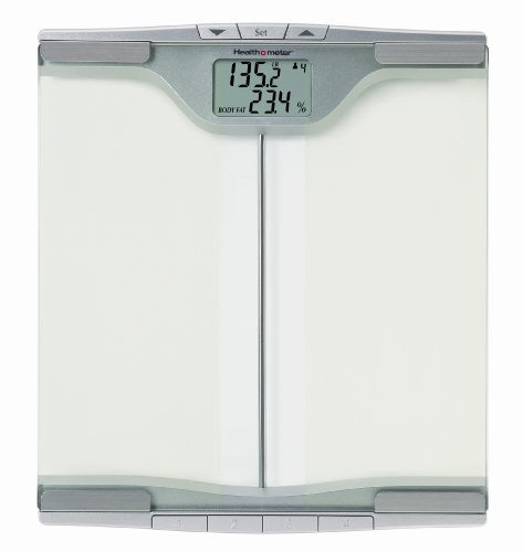 Health-o-meter BFM689KD-63 Multi-Function Glass Body Fat Scale