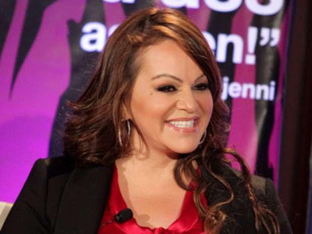 Jenni Rivera se apresentou na Cidade do México na noite de sábado (8) Foto: Getty Images