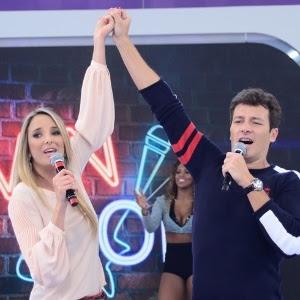 Rodrigo Faro, Ticiane Pinheiro e Marcos Mion substituem Xuxa nesta segunda-feira (13)