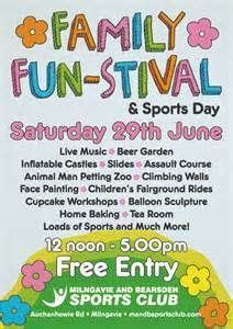 Related Pictures family fun day flyer for facebook