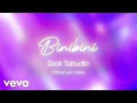 Binibini by Zack Tabudlo [Lyric Video]