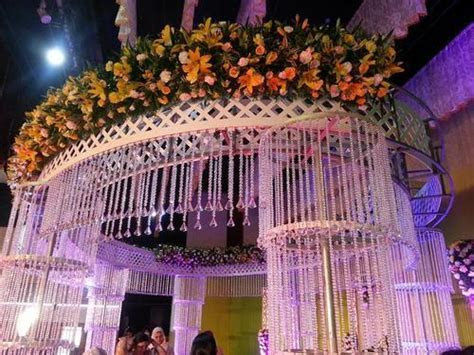 Stage Decorations   Wedding Stage Service Provider from