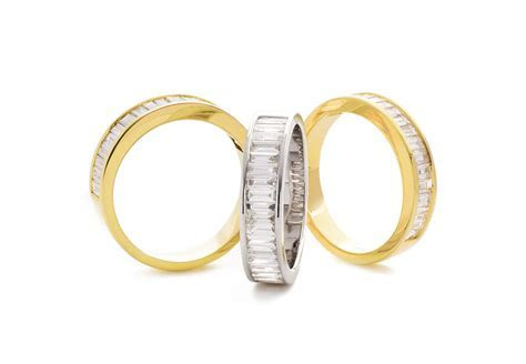 The Difference between an Eternity Ring and a Wedding Ring