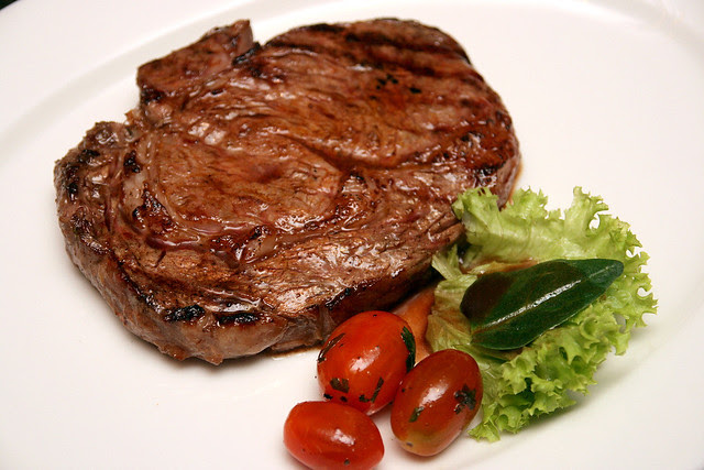 USDA Prime Beef - Ribeye Steak (12 oz)