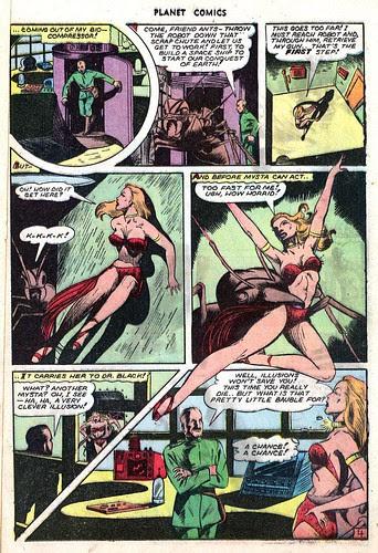 Planet Comics 40 - Mysta (Jan 1946) 03