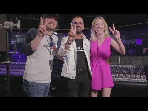 Peace and Love. Celebrando el cumpleaños de Ringo Starr