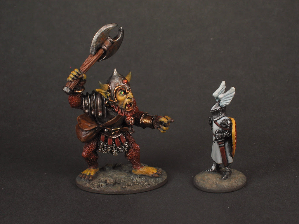 Otherworld Bugbear Chieftain