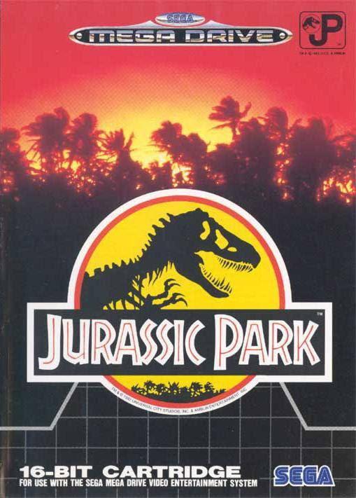 Game: Jurassic Park [Sega Genesis, 1993, Sega] - OC ReMix