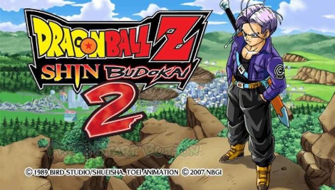 DRAGOON BALL Z SHIN BIDOKAI 2
