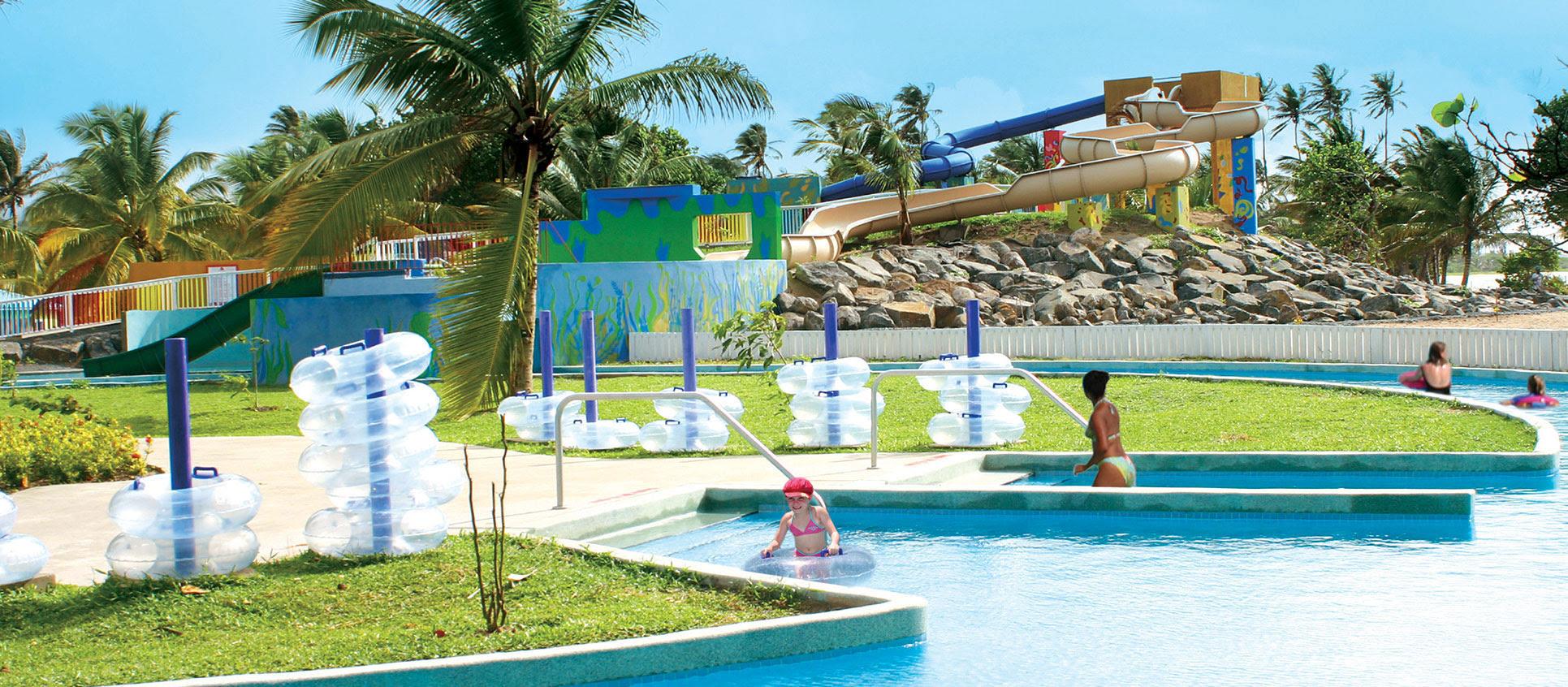Splash Waterpark  Coconut Bay All Inclusive Family Beach