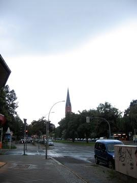 another skyline of Berlin...