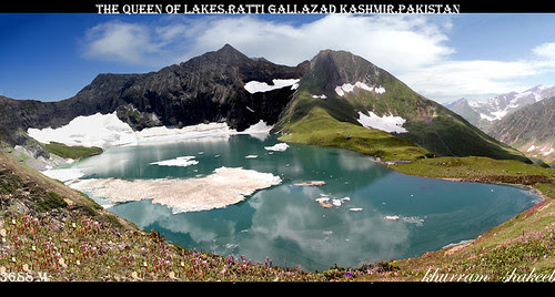 The extreme beauty,Ratti Gali,Azad Kashmir,Pakistan