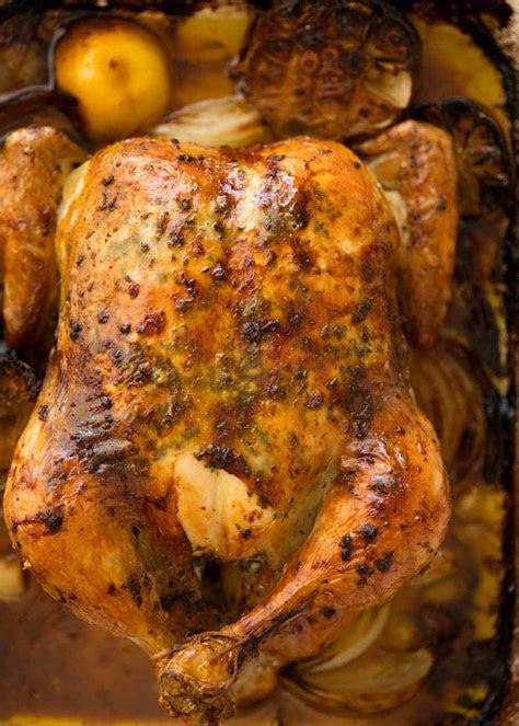 roast chicken recipetin eats