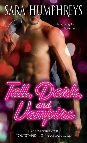 Tall, Dark, and Vampire (Dead in the City) by Sara Humphreys