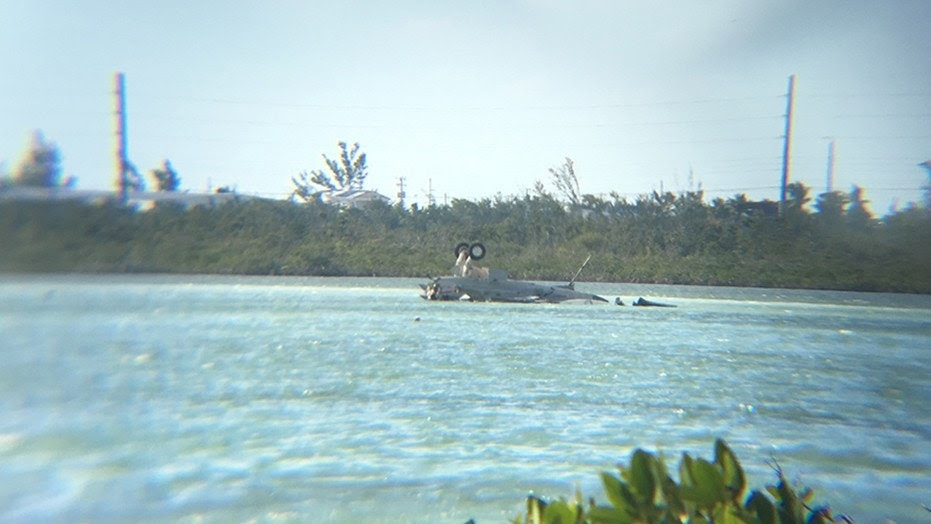 A U.S. Navy F/A-18 Hornet jet crashed off the coast of Key West, Florida, on Wednesday, an official told Fox News.