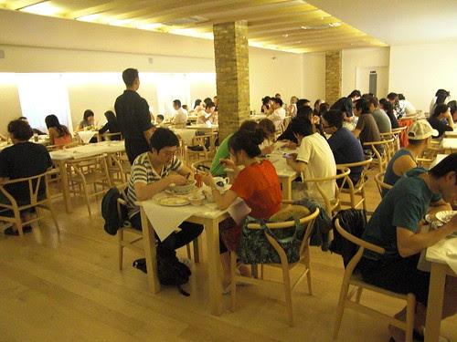 Inside @ Cafe East