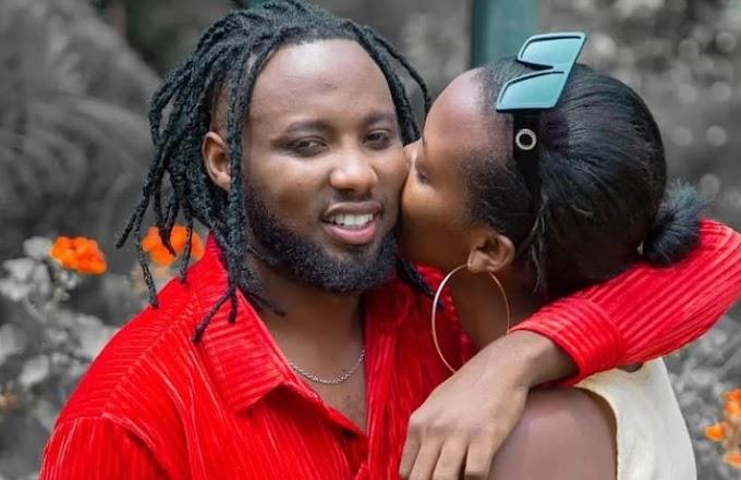 Kuki Yverry n'umukunzi we basibye amafoto, ba... - #rwanda #RwOT