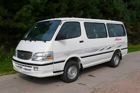 Voiture Occasion Hiace