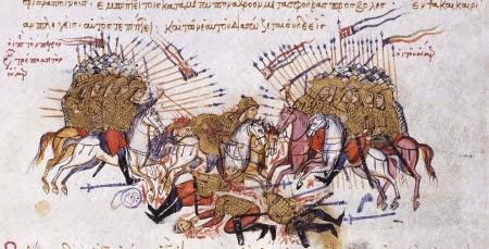 Η Μάχη του Λαλακάοντος (από το Χρονικόν του Ι. Σκυλίτση)