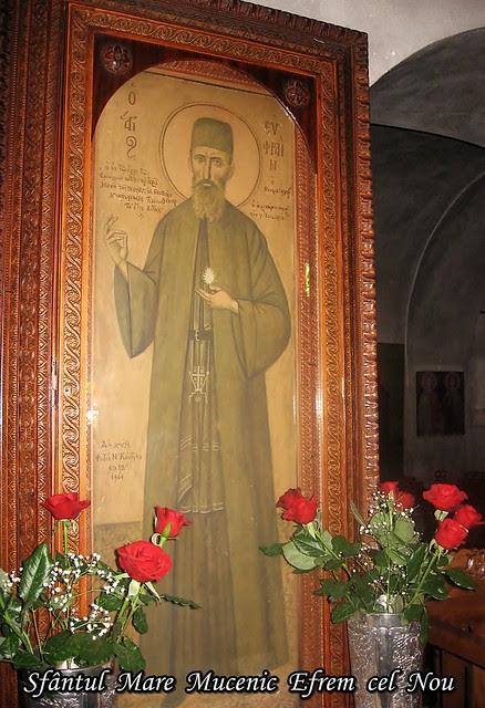 Sfântul  Mare  Mucenic  Efrem  cel  Nou 5