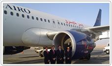 Air Cairo Crew
