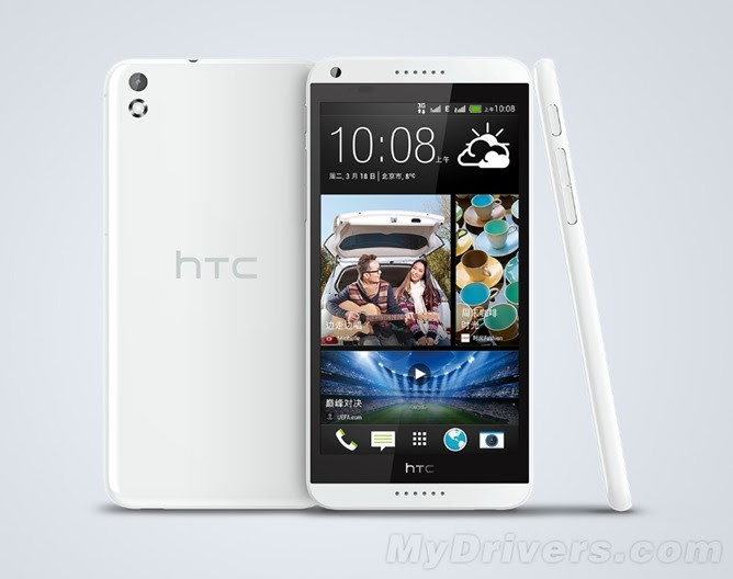 Alleged 'HTC Desire 8' Leak Looks Like A Big-Screen Midrange Phone For The Chinese Market