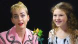 A 7-Year-Old Interviews Katy Perry