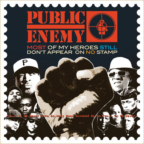 #Resistencia - Public Enemy f. Brother Ali – Get Up, Stand Up