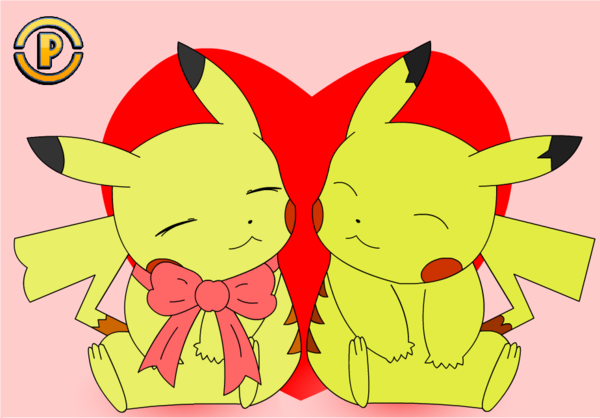 Pikachu Images Pikachu Valentine Wallpaper And Background Photos