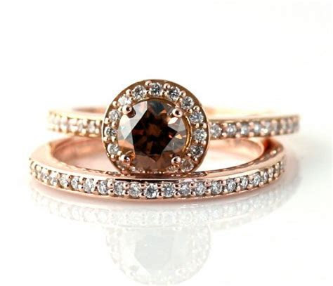 143 best images about Chocolate Diamond engagement rings
