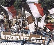 FC St Pauli fans