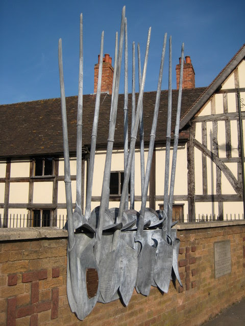 Civil War Sculpture Worcester Philip Halling Cc By Sa 2
