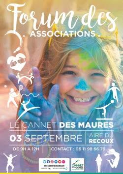 Forum des associations du Cannet des Maures