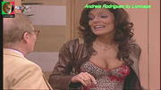 Andreia Rodrigues sensual em lingerie na serie Camilo em Sarilhos