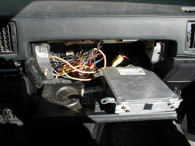toyota supra toyota supra ecu location