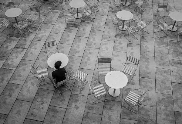 Минимализм: человек в центре внимания