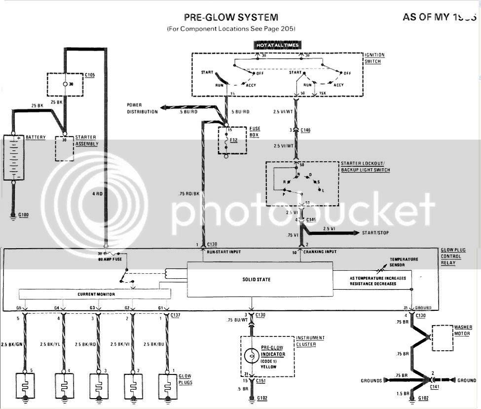 62 Glow Plug Controller Wiring Diagram