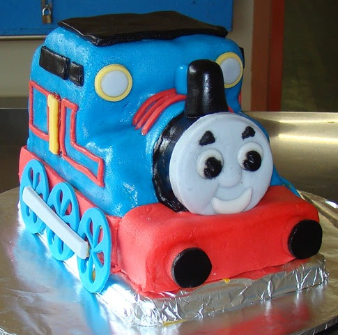 Thomas Train Birthday Party Ideas On 2nd Cake For Boys