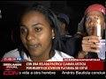 En el Distrito Municipal de Platanal de Cotuí, los habitantes se lanzaron a las calles a protestar en reclamo de que se haga justicia por la muerte de una joven que fue asesinada de un disparo por un militar por el roce de un vehículo.