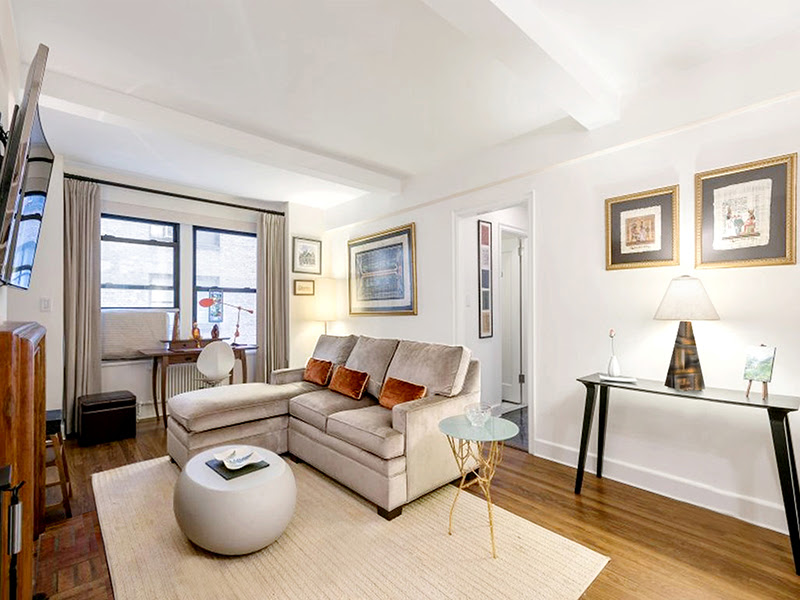 Upper East Side Pre War Apartment Interior Designer Joshua David