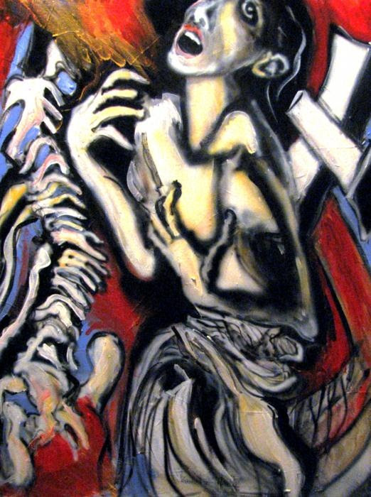 Anomaly of Depression | Abstract Art | Pinterest