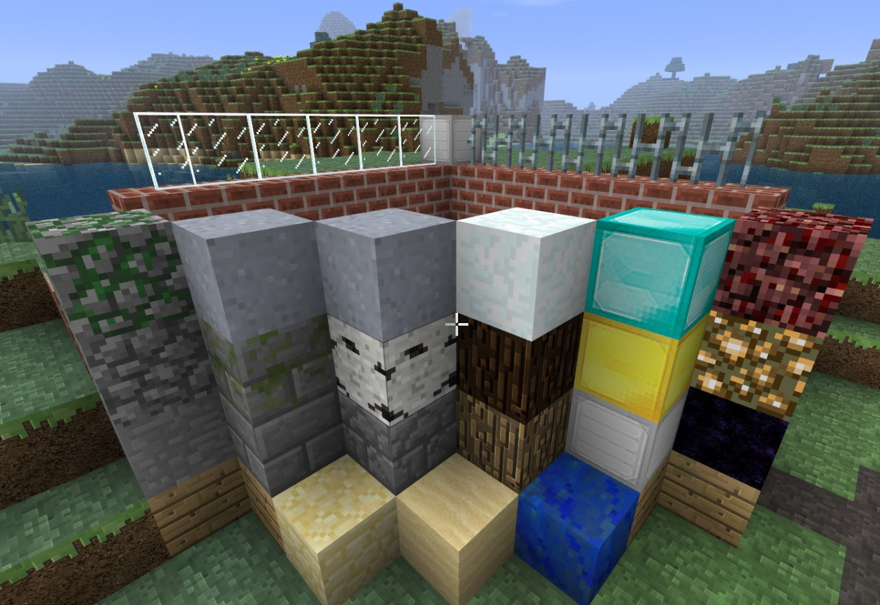 Minecraft Hd Classic Texture Pack Omong T