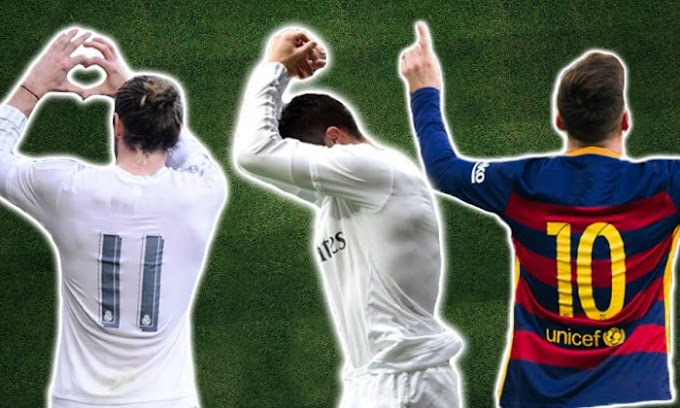 FOOTBALL QUIZ!! Can You Guess The Names Of These 3 Star Footballers?? (Few People Will Know This)