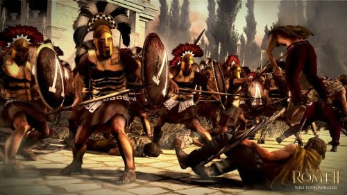 Spartan Warriors