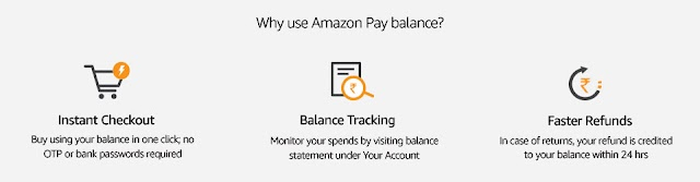 Get 20% Cashback on Amazon Pay balance load on COD order