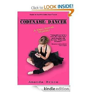 Codename: Dancer (A Dani Spevak Mystery)