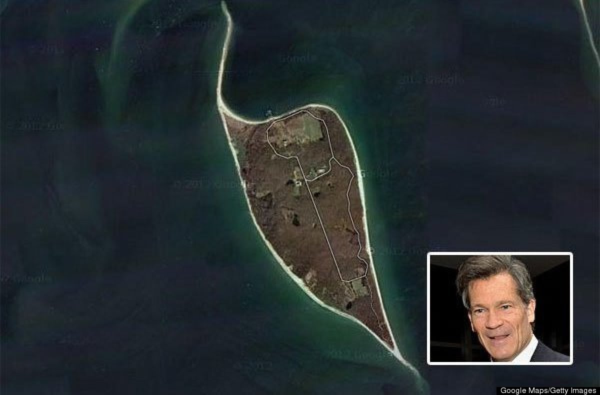 5 Private Islands Owned By Billionaires Cnbc Huffpost